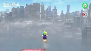 Ways to Die in Super Mario Odyssey