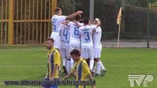 Serie D Girone E Albalonga-S.Donato Tavarnelle 2-0