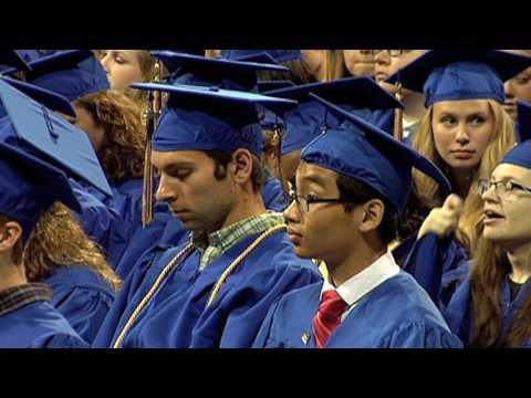 2017 West High School Graduation
