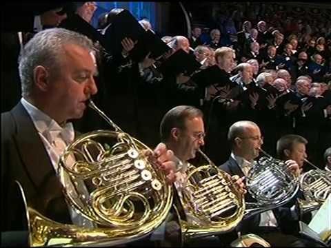 RLPO BBC Prom Bruch. Leina Josefowicz Violin. V Williams Sea Symphony Schwarz. 2005 Part 3.