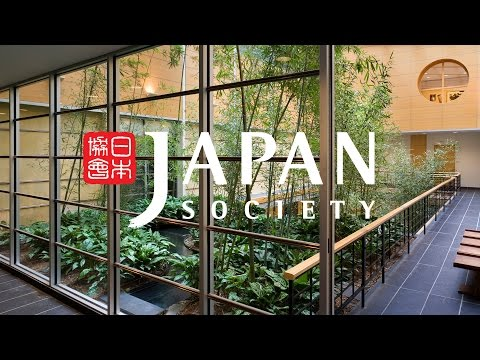 Discover Japan through the history of New York's Japan Society (feat. Mansai Nomura)