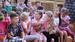 Служба МЧС провела урок безопасности для детей