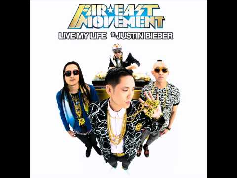 Far East Movement Feat. Justin Bieber - Live My Life (Bass)
