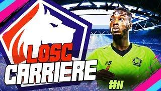 FIFA 19 | CARRIERE MANAGER LOSC | #11 : TROP LOIN DE LA LDC ?!