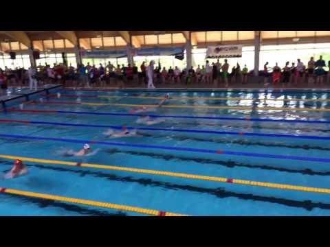 Hampshire Swimming Masters 2017 - Men's 50m Breaststroke