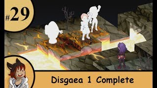 Disgaea 1 Complete part 29 - Defender of the neverworld