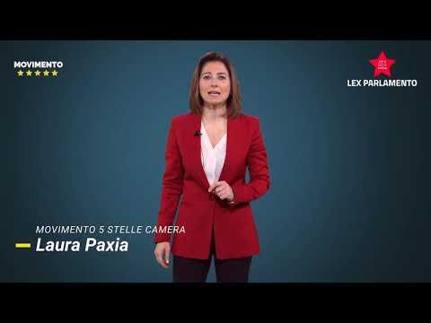 On. Maria Laura Paxia - Proposta di legge sul bullismo ed il Cyberbullismo