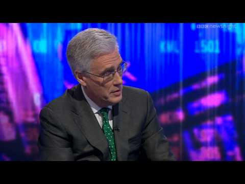 NEWSNIGHT: Lord Turner on the Co-Op bank saga