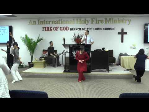 Holy Spirit Dance