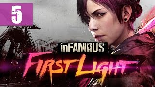 InFamous: First Light - Let