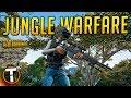 JUNGLE WARFARE - PLAYERUNKNOWN'S BATTLEGROUNDS (PUBG Savage Gameplay)