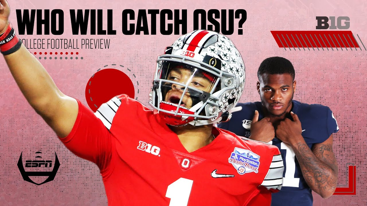 Big Ten 2020 College Football Preview: Can anybody challenge Ohio State?