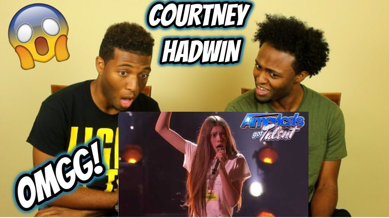 Courtney Hadwin: Teen Powerhouse Sings
