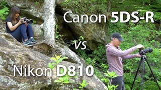 5DS-R vs D810 vs 5D Mk III: Landscape Photography (with tips!)