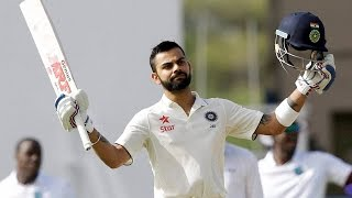 Virat Kohli hits 14th test century while playing his 50th match | Oneindia News