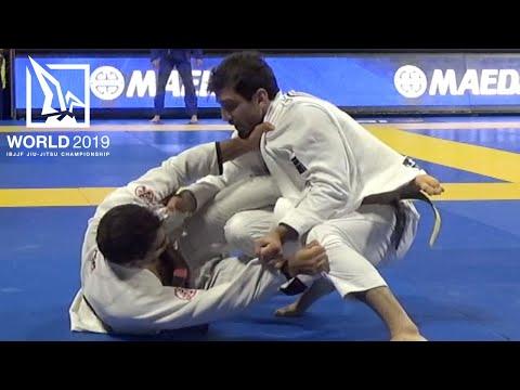 Lucas Lepri VS Athos Ribeiro / World Championship 2019