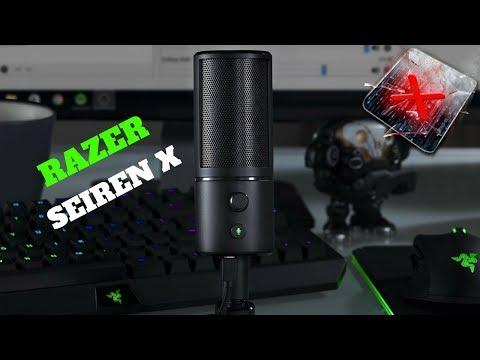 [Test Audio] Microfono Razer Seiren X
