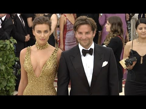 Irina Shayk and Bradley Cooper at the 2018 MET Gala thumbnail