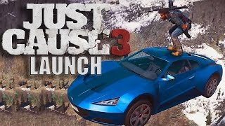 Just Cause 3 — Launch  Trailer (PS4/Xbox One/PC)