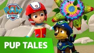 PAW Patrol | Piñata Thief | Rescue Episode | PAW Patrol Official & Friends!