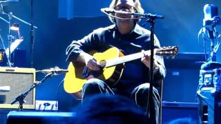Eric Clapton and Vince Gill Layla Nashville Feb272010