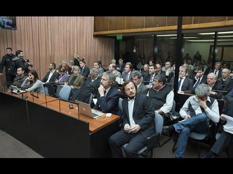 19ª audiencia de alegatos en el juicio oral por la tragedia de Once