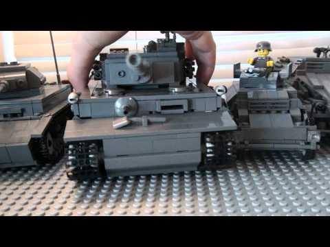 my lego ww2 german army