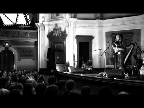 Fleet Foxes Tour Documentary - Robin Pecknold 2010