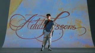 "IAN EASTWOOD'S ""ADULTLESSONS"" 