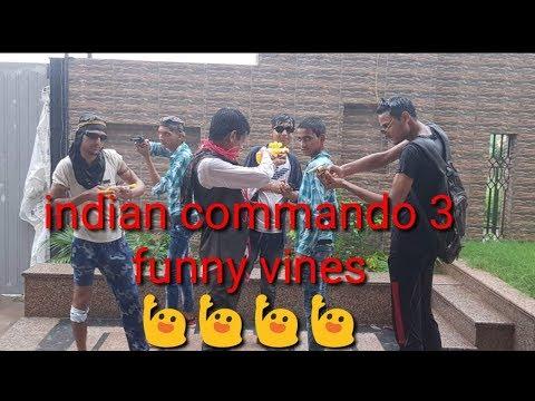 (TKB) Indian Commando 3 Funny vines Sherkot r8@k