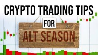 Top Crypto Trading Tips For Altseason