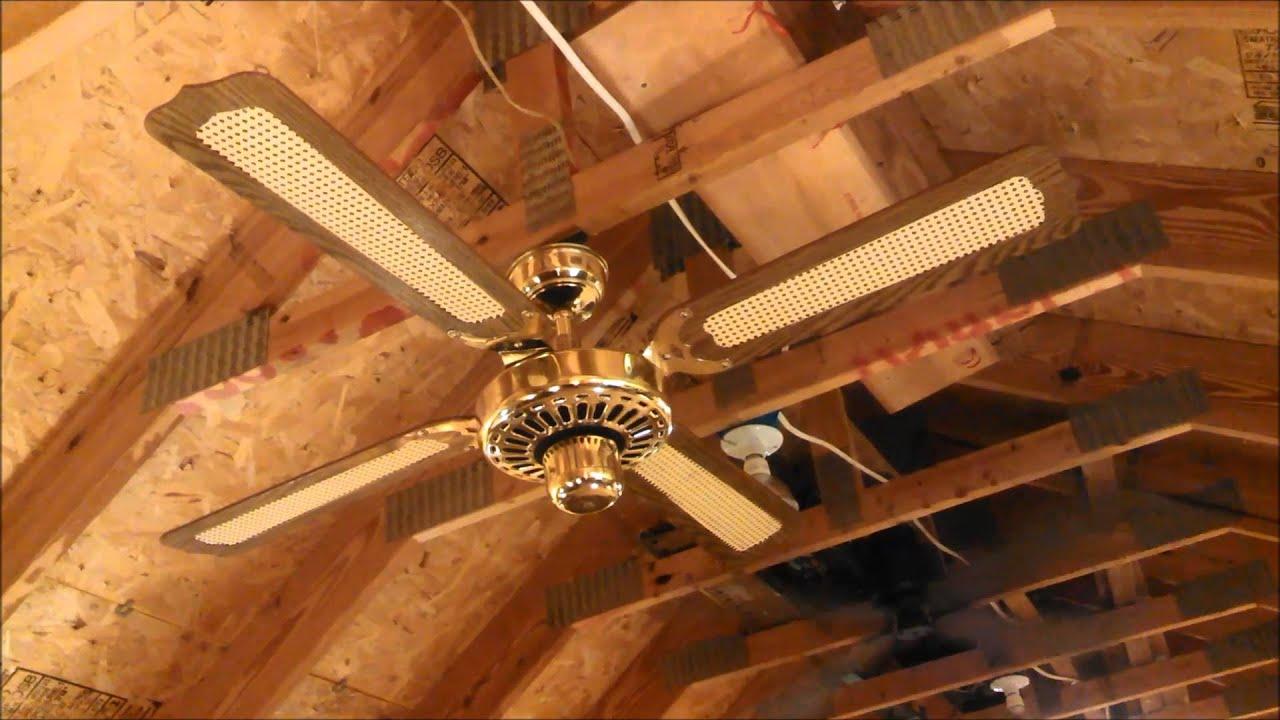Moss wf series ceiling fan spinner top mount full youtube - Sme information about best cieling fan ...