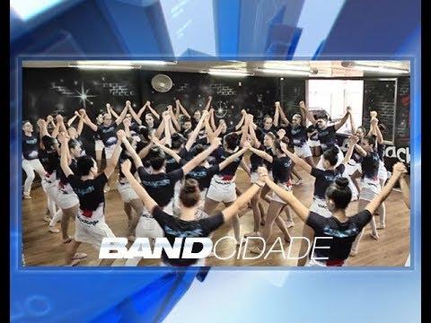 Amazonenses ensaiam para apresentar espetáculo de dança na Disney