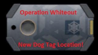 BF4 Phantom Operative Dog Tag - *NEW LOCATION* Operation Whiteout