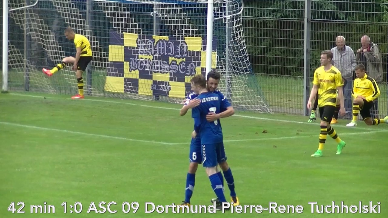 Testspiel Dortmund