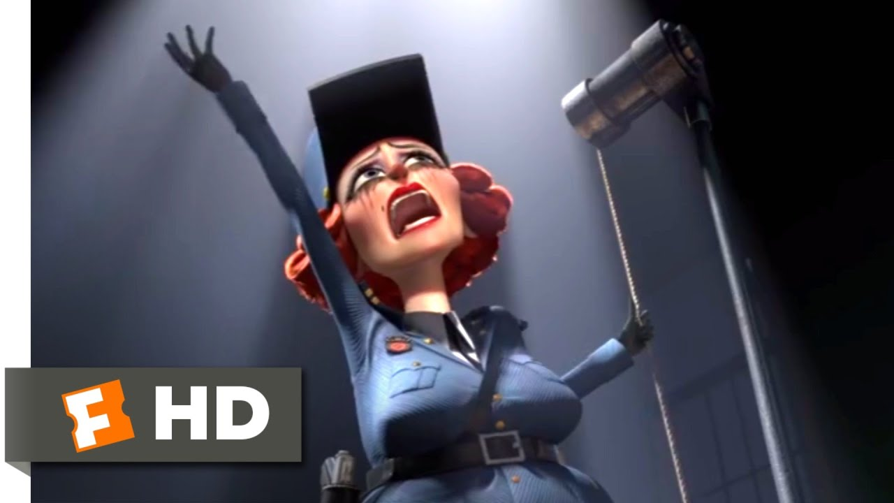 Download Madagascar 3 (2012) - Dubois Sings Scene (7/10)   Movieclips