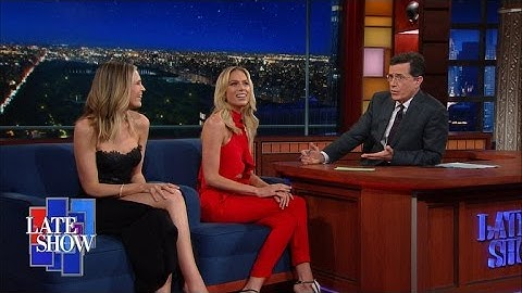 Sara & Erin Foster Are The Butts Of Their Own Jokes