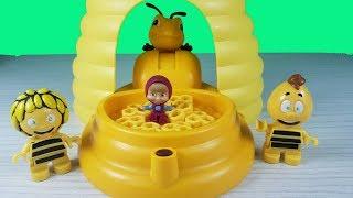 Arı Maya Kraliçe Arıyı Kim Uyandırdı Eğlenceli Çocuk Videosu