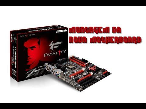 Asrock Fatal1ty Z77 Performance Broadcom LAN Driver