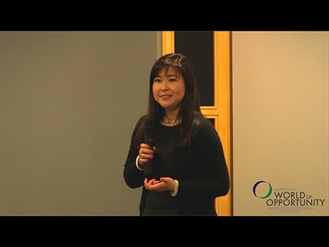Sandra Ro, CME Group - Financial Services Disruption: the Ri
