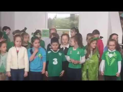 Rang a 2 & 3 Ceolchoirm Seachtain na Gaeilge