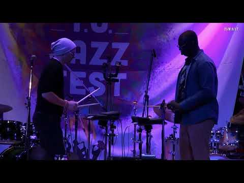 Mark Kelso - Larnell Lewis - Part Two - TU Jazz Festival 2017