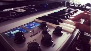 Amazing New Mellotron Micro!