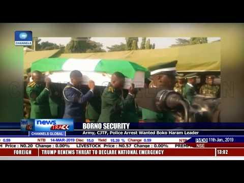 Nigerian Army Buries Fallen Heroes In Kaduna