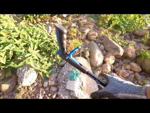 Short City Creek Treasure Hunt I FOUND SILVER