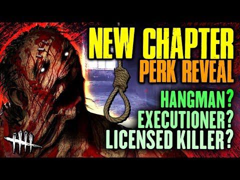 NEW CHAPTER PERK REVEAL! [#130] Dead by Daylight with HybridPanda
