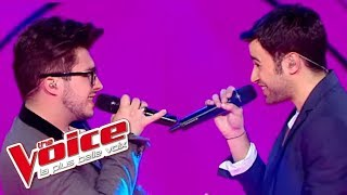 Mika – Relax, Take it Easy | Olympe & Anthony Touma | The Voice France 2013 | Demi-Finale