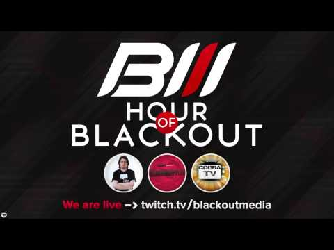 An Hour of Blackout LIVE! - Freedom Online & What it Means - Episode 25
