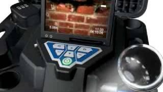 VIS 340 prezentacja kamery inspekcyjnej