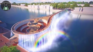 10 INSANE Bridge Designs  that are INCREDIBLE. ! 😱😎   |    TTI 2018